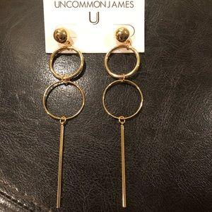 Uncommon James Baller Gold Earrings